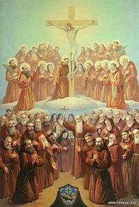 święci kapucyńscy